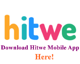 Logo - Download hitwe App for Mobile