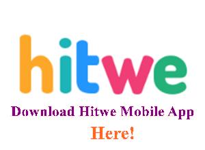 Logo - Download hitwe App for Mobile
