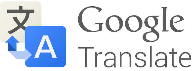 logo page for Google Translate