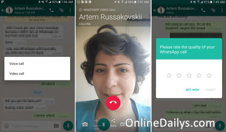 WhatsApp Video Calling App Download / Upgrade Whatsapp Messenger