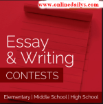 Top 9 Essay Writing Competitions (Part 2) To Apply Now