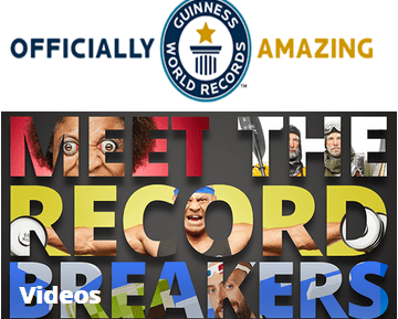 Guinness World Records Sign Up Form