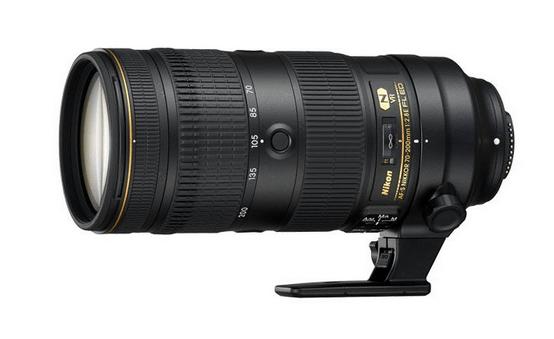 Nikon's fast-shooting