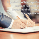 Marriage Registration Requirements in the UK
