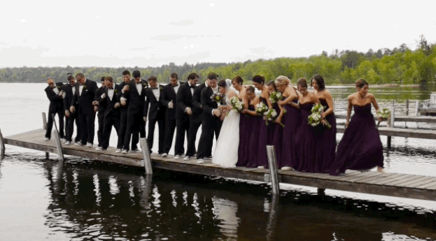 Top Rule Guides For Choosing A Bridesmaids And Groomsmen 3