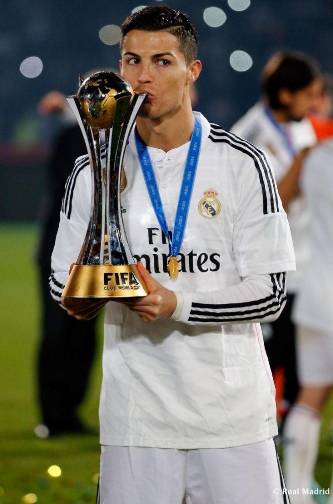 Cristiano Ronaldo 2016 Achievements