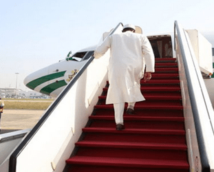 Buhari Goes On 10 Days Medical Vacation