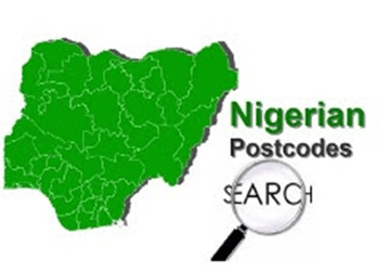 Postal Codes For Nigerian States