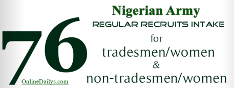 Logo: full List of Shortlisted Applicants for 76 RRI Pre-Screening