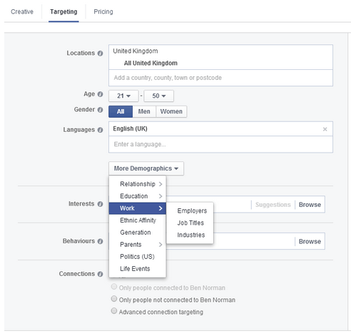Top Benefits Of Using Facebook ads