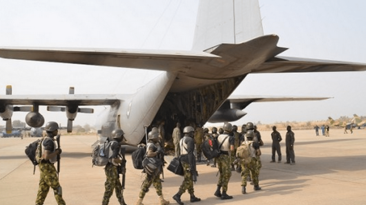 List of Nigeria Military Armed Forces Recruitment to