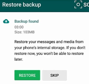 WhatsApp Tips: How To Back Up And Restore Whatsapp Chats