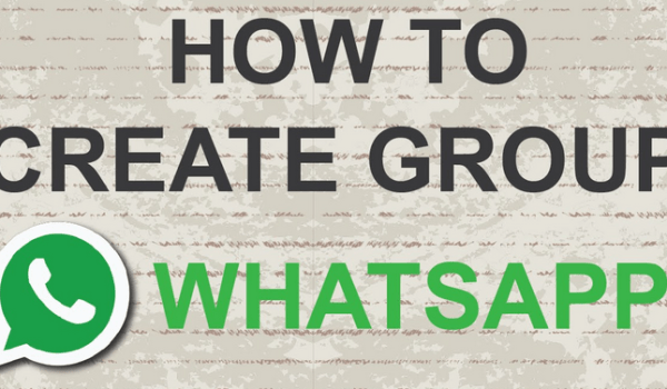 How To Create Whatsapp Groups And Invite Participants