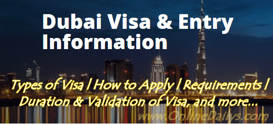 Image: Apply Work Visa to Dubai