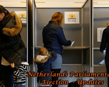 Netherlands Parliamentary Election