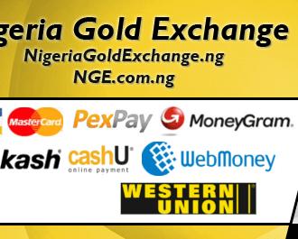 How To Buy Top E-Currencies From NigeriaGoldExchange