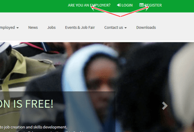 National Directorate Of Employment (NDE) Online Registration Of Unemployed Nigerians | www.jobsforall.ng 4