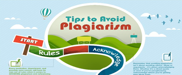 Top 3 Simple Tips On Avoiding Plagiarism – How To Make Your Work Authentic 1