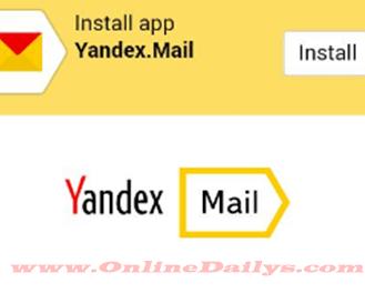 Logo: Yandex Signup