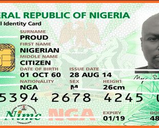National ID Card Registration Requirements