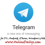Login Telegram Messenger On Android, iPhone, Windows and PC | Download Telegram App