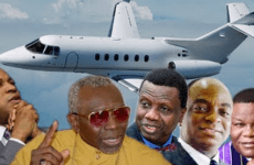List Of All Pastors With Private Jet In Africa