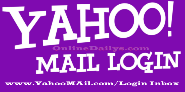 Yahoomail login logo