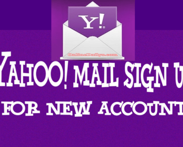 Logo: Yahoomail login signup