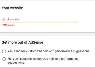 How To Create Google Adsense Account | Google Adsense Sign Up