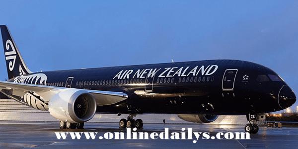 Apply For Air New Zealand Airways Job Vacancies