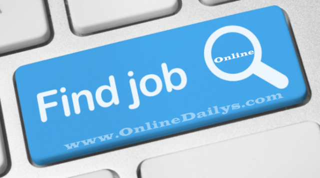 Online Job Vacancy Search Engines