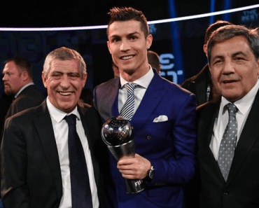 Best FIFA Men's Player Award Final Nominees 2018