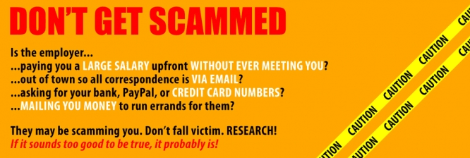 Top 7 Ways To Avoid Job Scams – Job Recruitment Safety TipsTop 7 Ways To Avoid Job Scams – Job Recruitment Safety Tips