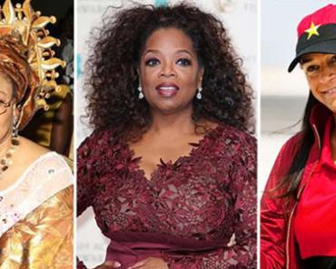 Top 5 Richest African Women 2017 – Richest African Women Today
