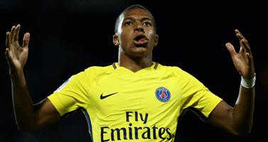 Mbappe Wins Golden Boy Award 2017