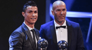 The Best FIFA Football Awards 2017, Cristiano Ronaldo Wins