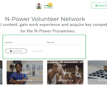 nPower login portal