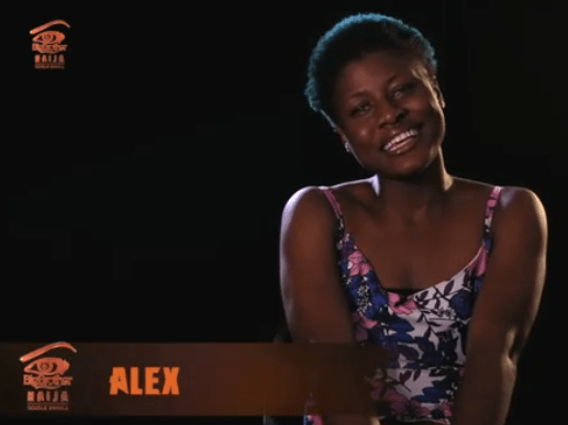 Alex - BBNaija 2018 Housemate