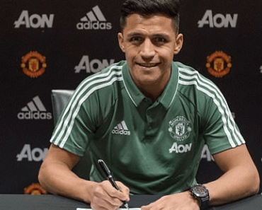 Alexis Sanchez Weekly Salary at Manchester United