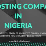 Nigeria Reliable & Cheap Domain Registration Hosting Companies