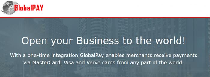 GlobalPay payment gateway