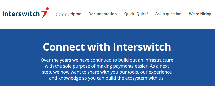 Interswitch webpay gateway