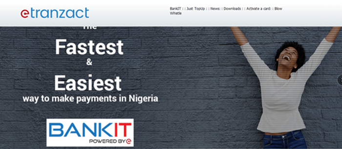 eTransact online Nigeria payment option for store