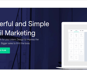 BenchMarkEmail Page
