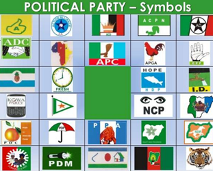 Registered Political parties in Nigeria