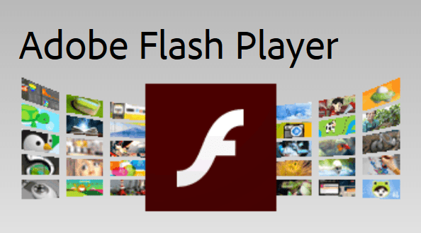 icon - download Adobe flash player