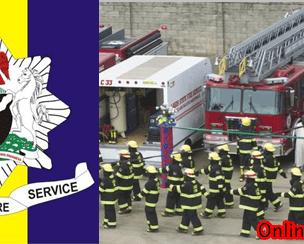 Nigerian Federal Fire Service logo 2