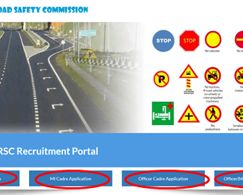 FRSC Recruitment Form