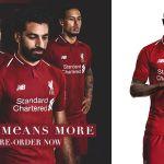 Official Liverpool Premier League Fixtures 2018/2019