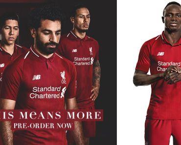 Liverpool Premier League Fixtures 2018/2019